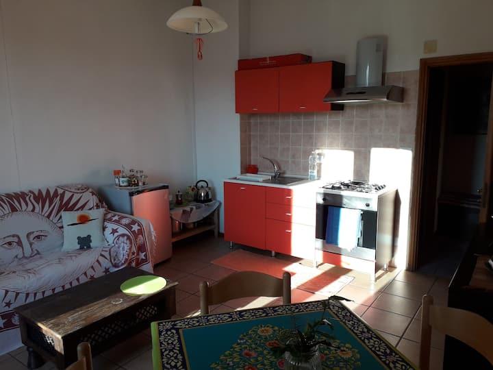 Appartamento in campagna