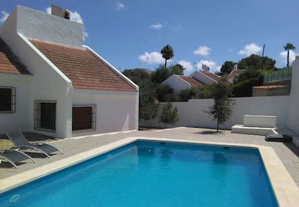 Villa with private pool in Costa Blanca - San Miguel de Salinas