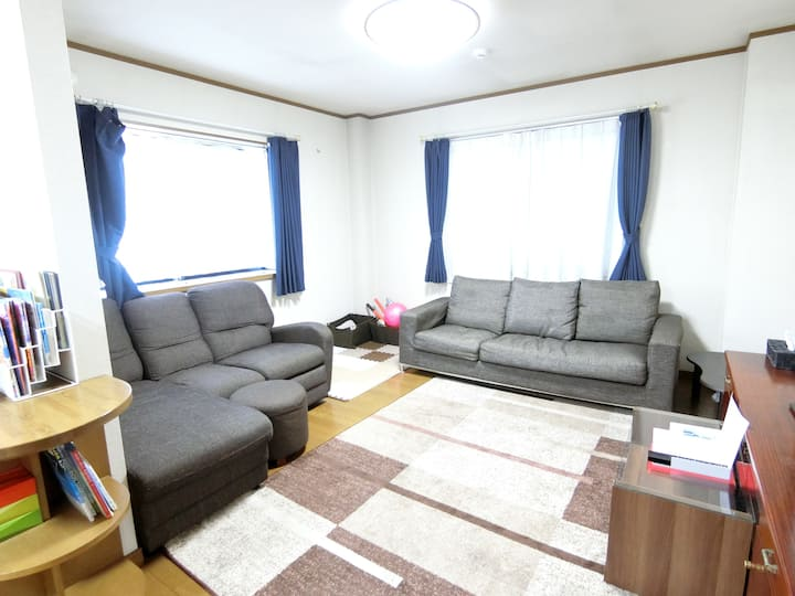 【Private detached house】near Nagoya Sta.