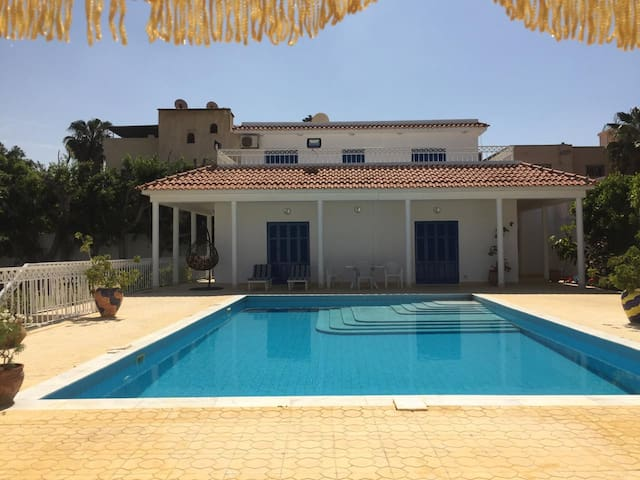 Villa Oasis - An Egyptian Holiday Villa Experience
