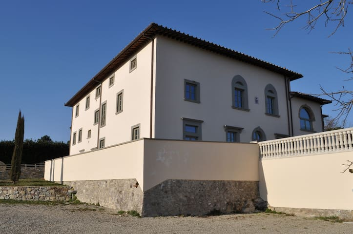 Fantastic Villa near Florence Apartment  Pietra - Scaffaia - Apartment