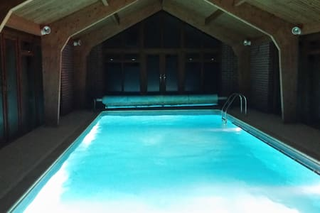 Quality accommodation with heated indoor pool - 萨福克 - 住宿加早餐