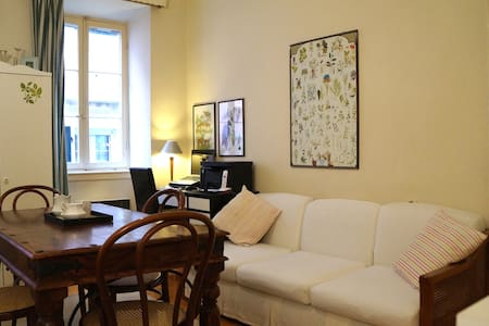 Flat for 3-4 Pers in the Heart of Corfu Old Town - Korfu - Wohnung