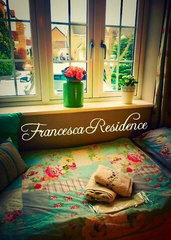 Francesca Residence ☀️☀️☀️