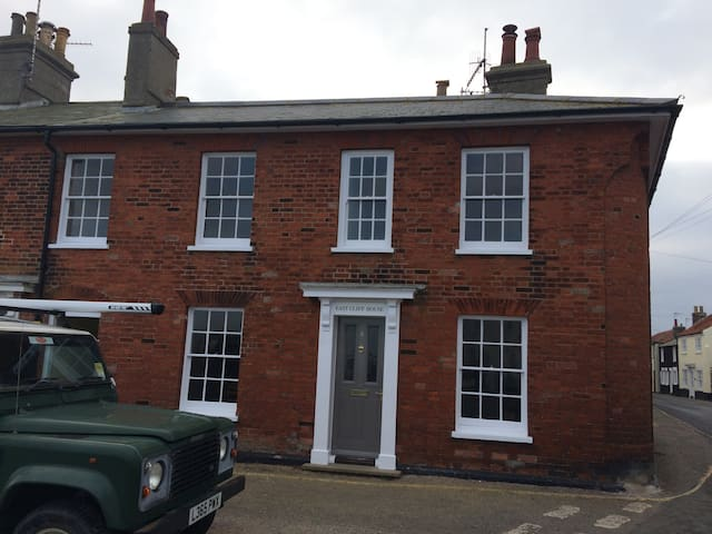 Recently refurbished seaside house - Southwold - Haus