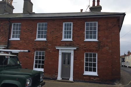 Recently refurbished seaside house - Southwold - House