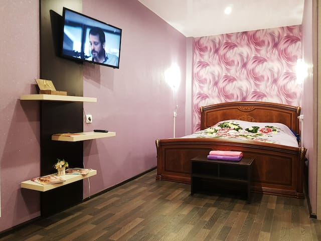 1 комнатная квартира комфорт-класса У ЖД ВОКЗАЛА