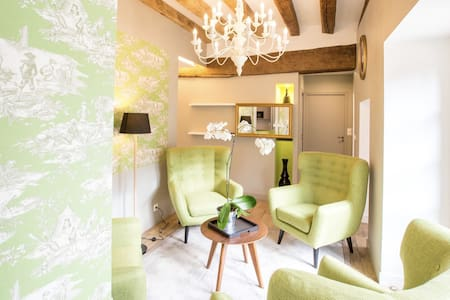 Top of the range flat, 4 guests. Suite Angelique - Cheverny