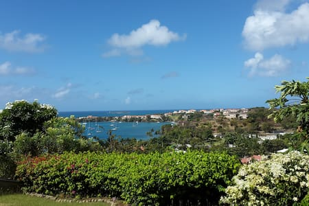 Sunset View Apt - See Deal! - L'Anse aux Epines - Lejlighed