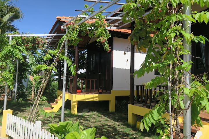 Wooden Bungalow 2 in Phu Quoc Island