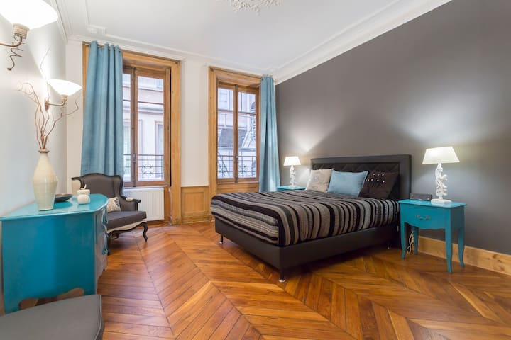 very nice room + breakfast - Lyon - Bed & Breakfast