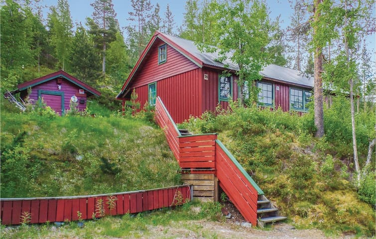 Holiday cottage with 2 bedrooms on 65m² in Åkrestrømmen