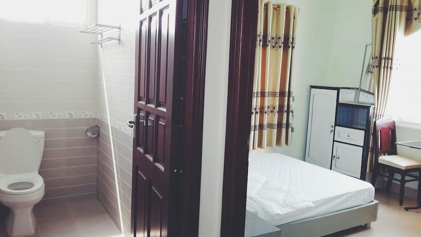 Cozy Private Room 1 in Downtown - Da Nang - Casa