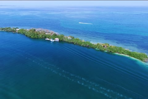 Isla Venado. Private Island in Cholon, Cartagena.