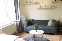 Charming Studio - EU District /Place Jourdan 2