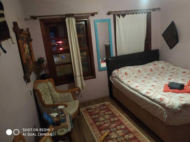 Şirince Gargamelin Evi standart oda