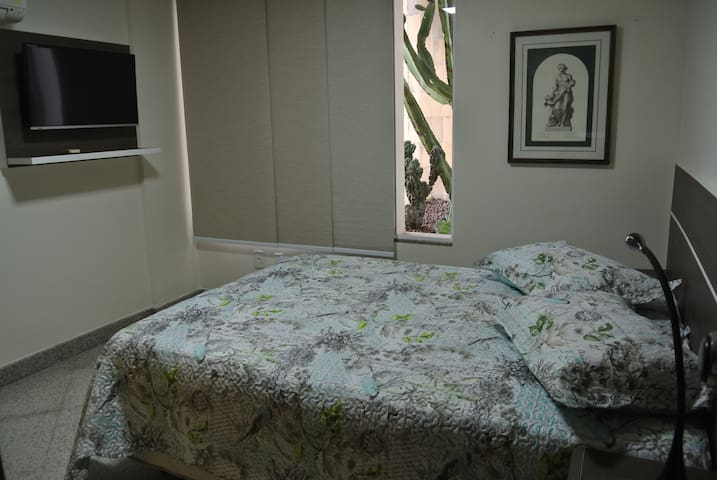 Pousada Mar Aberto_Suite Lagoa Carais - Guarapari - Bed & Breakfast