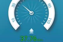 Wi Fi / Hi - speed internet