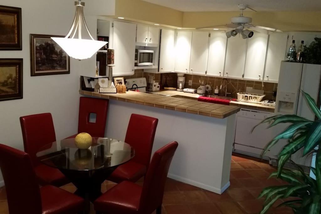 Dinning Room& Kitchen
