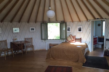 charming yurt in the heart of nature - Klil - Yurt
