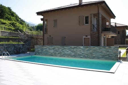 LARIO brand new - with pool - Gera Lario