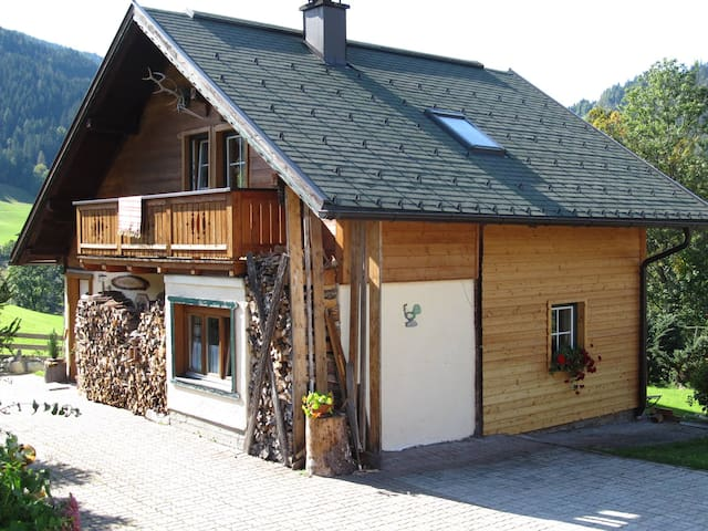 Mountainrose Cottage - Forstau - Cabane