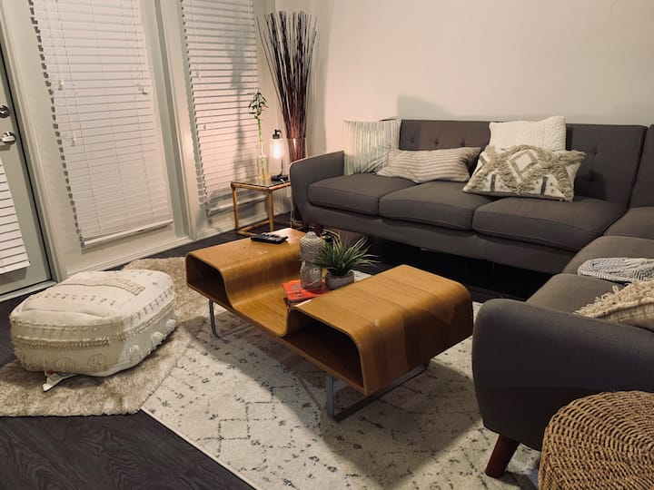 NEW Cozy Bohemian Abode Downtown ATL
