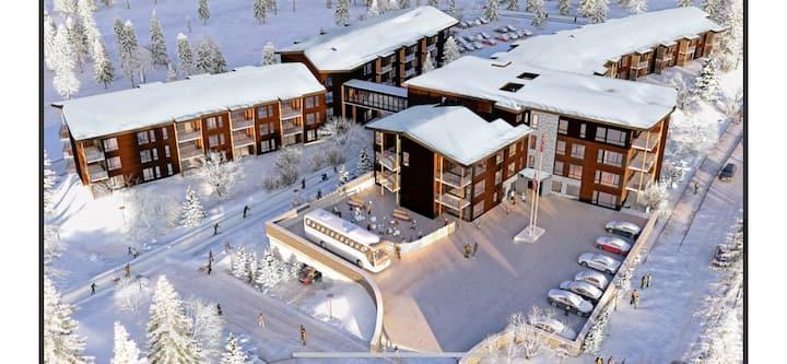 The Lodge Trysil Ski in ski out Sykling klatring