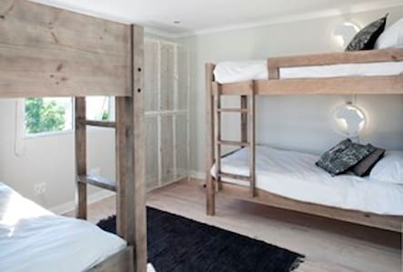 The B.I.G Backpackers - Mixed Dorm - Cape Town