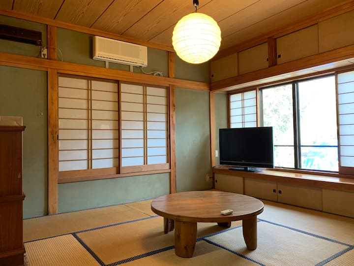 "Traditional Japanese style house ""ZAYO"""