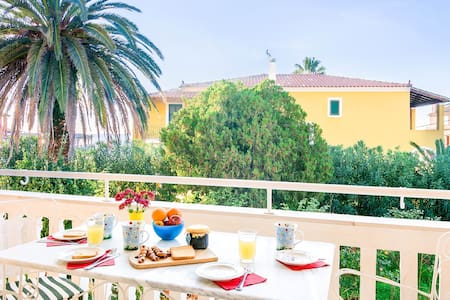 Apartment only 50m from sandy beach - Achilleio