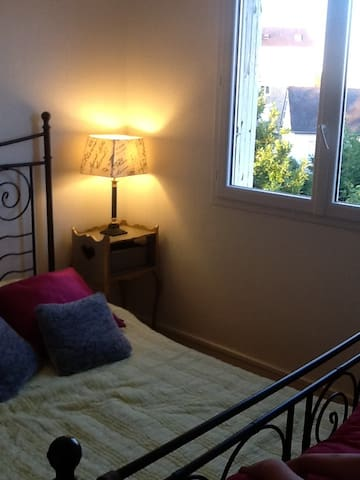Appartement spacieux avec vue verdoyante en ville - Rennes - Huoneisto