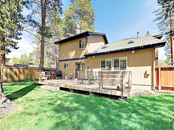 Spacious Lake Retreat w/ 2 Fireplaces, Fenced Yard