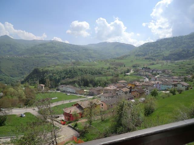 casa vacanze in montagna - Brentonico - Leilighet
