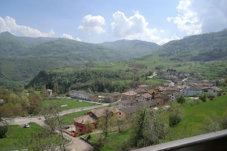 casa vacanze in montagna - Brentonico - Huoneisto
