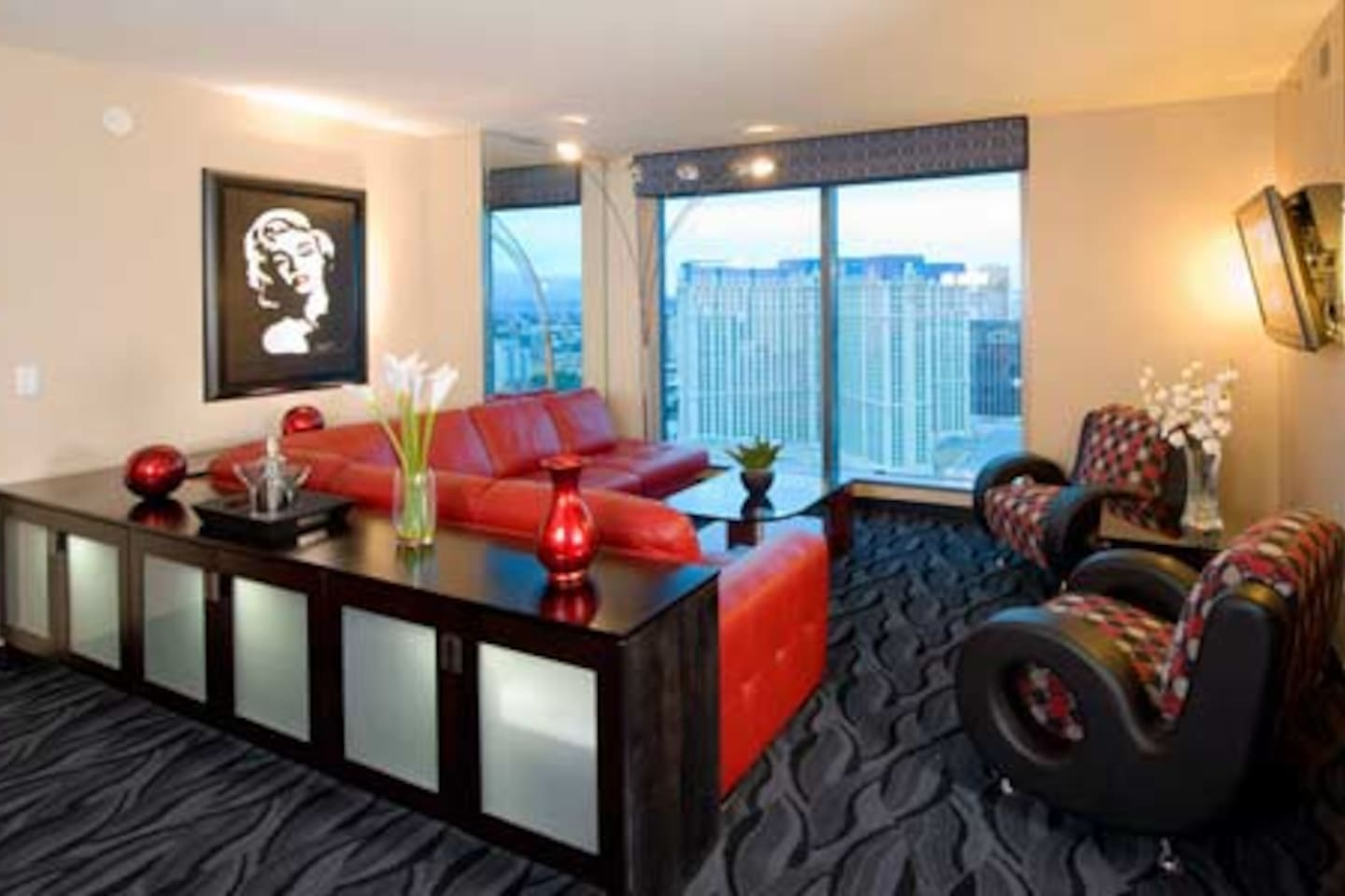 Luxury Las Vegas Suite on the Strip - Lofts for Rent in Las Vegas, Nevada,  United States