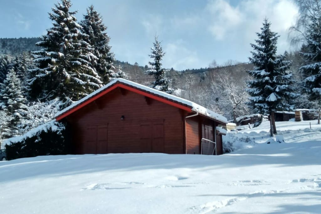 Chalet For 4 Persons Next Gerardmer Chalets 224 Louer 224
