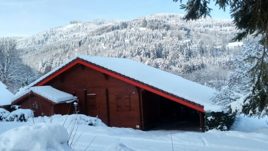 Chalet for 4 persons next Gerardmer - Ban-sur-Meurthe-Clefcy