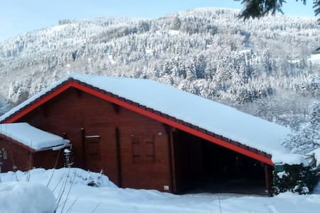 Chalet for 4 persons next Gerardmer - Ban-sur-Meurthe-Clefcy - Bungalo