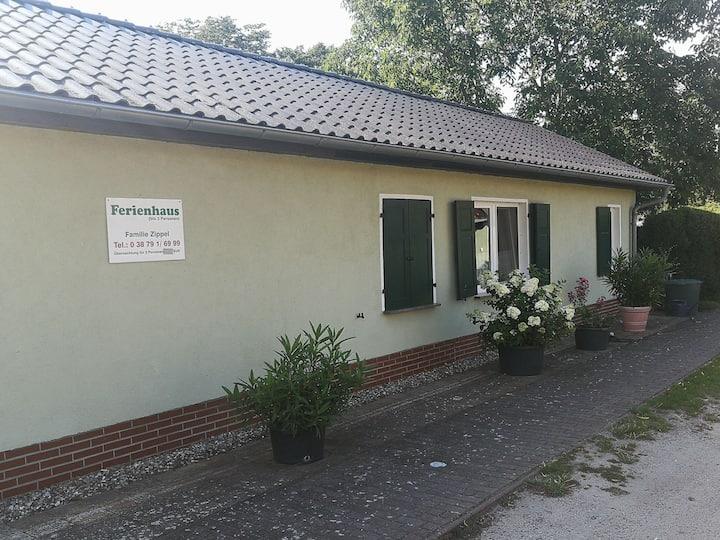 Ferienhaus in der Elbtalaue - Natur pur