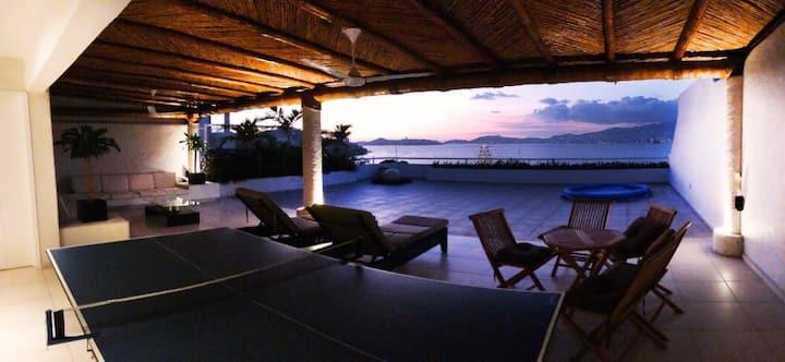 Penthouse en las Brisas Acapulco
