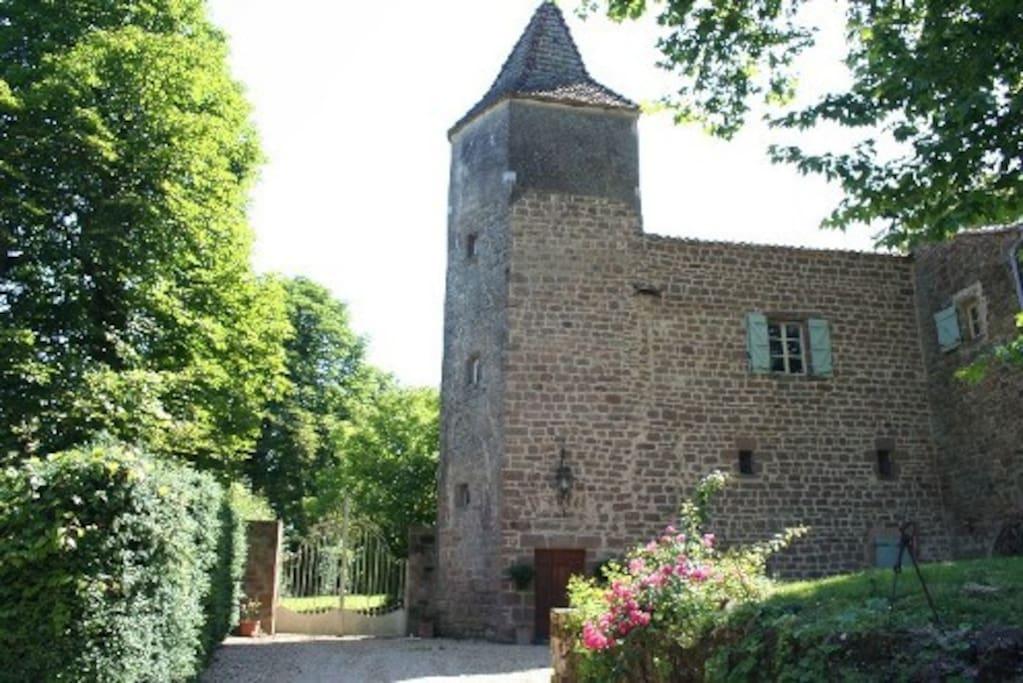 Château Labistoul Cordes sur Ciel