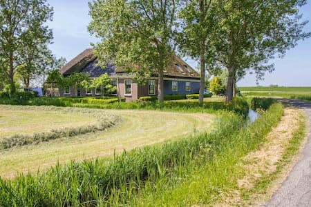 De Traphoeve | Rustic Farmhouse - Schagen - Appartement