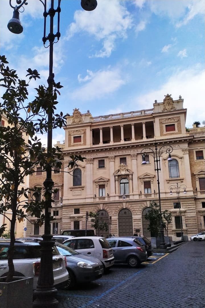 Pontifical Gregorian University