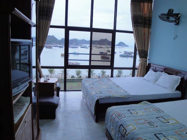 Family run hotel in Cat Ba Island