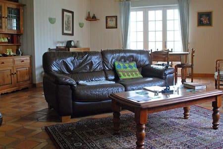 Chambre Ille et-Vilaine  - La Trinité-Porhoët - ที่พักพร้อมอาหารเช้า