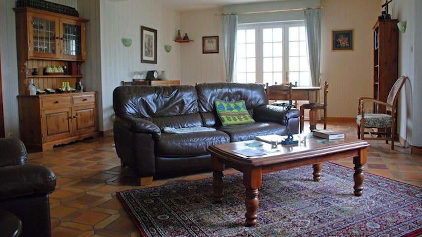 Chambre Morbihan  - La Trinité-Porhoët - Bed & Breakfast