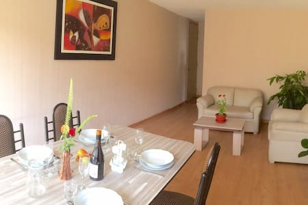 Flat 89m2 in the best residential Area of Arequipa - Arequipa
