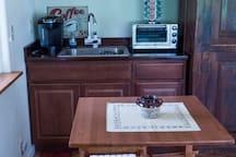 Kitchenette space