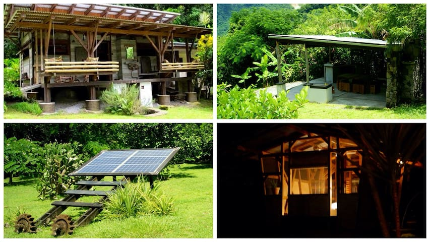 La Bou Country Cottage - Soufriere Estate - กระท่อม